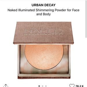 COPY - Urban Decay NAKED highlighter